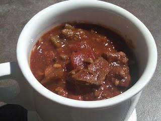 Slow Cooker Chili – Texas Twist