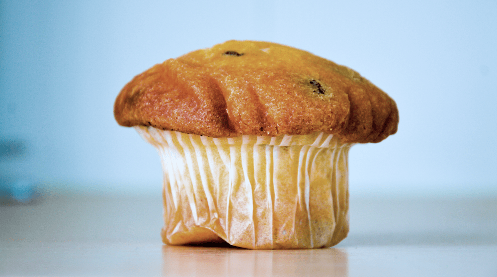 Velvety Banana Bread Muffins — perfect grab 'n go breakfast!