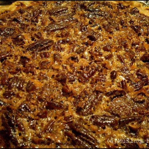 This take on The Pioneer Woman's pecan pie is the best!