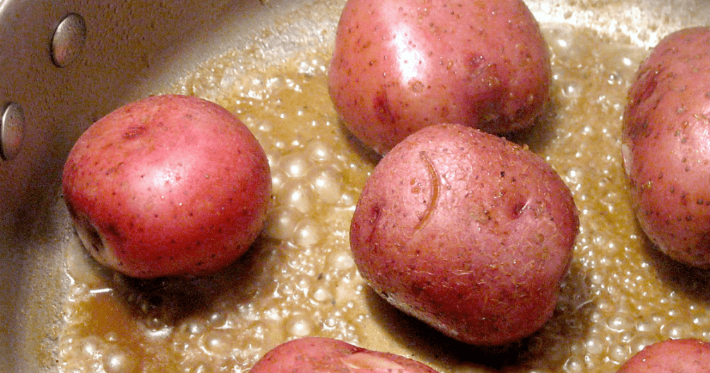 French Farmhouse Potatoes