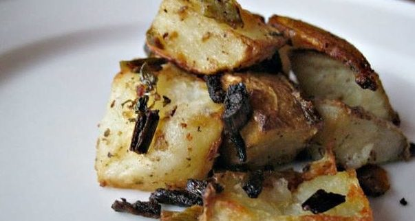 These crispy roast dijon potatoes are quick to pull together and go perfectly with everything from grilled chicken to beef roast!