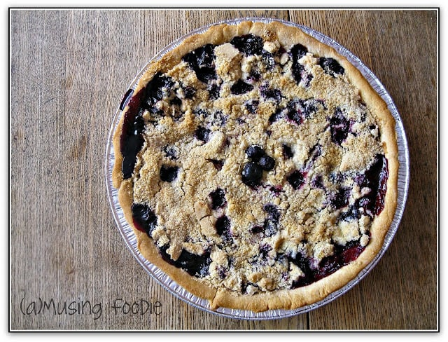 Make Time For Pie In December