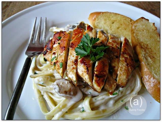Easy chicken fettuccine alfredo pasta recipes