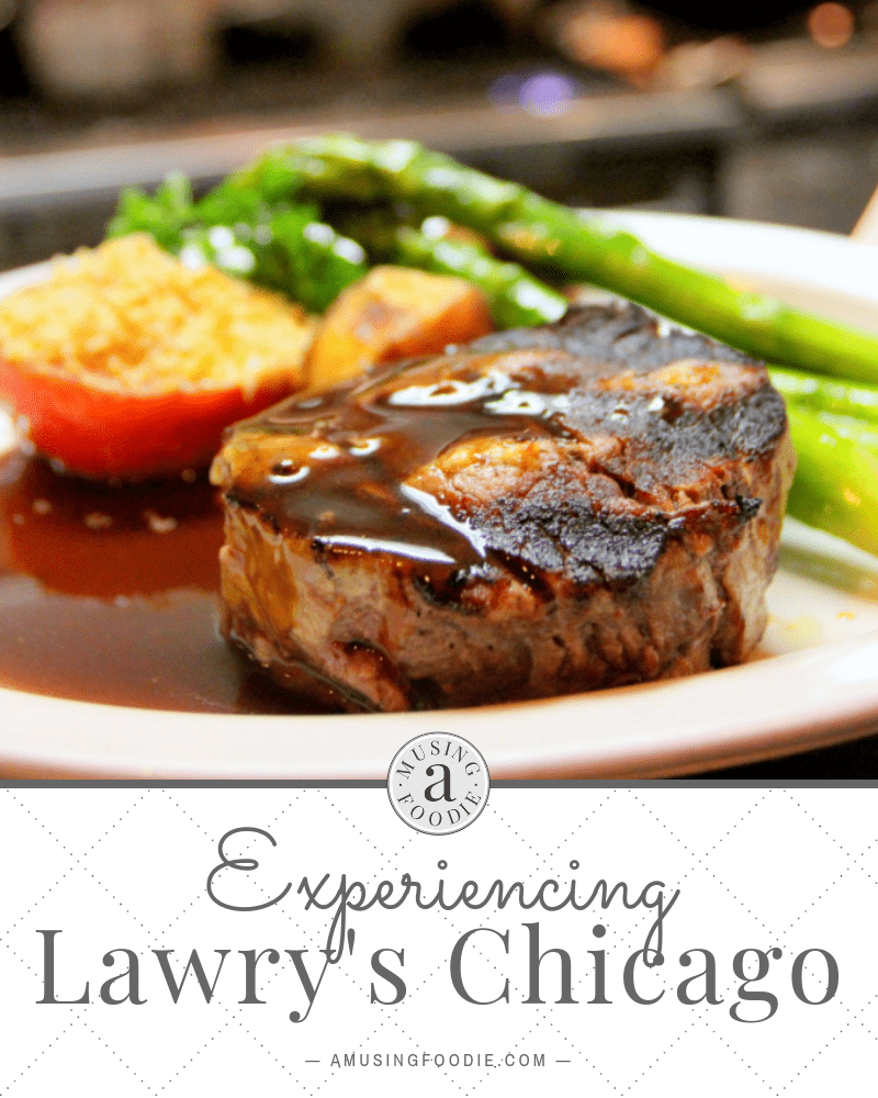 In a day when some restaurants seem to go out of their way to create novel cuisine, Lawry's takes pride in presenting a simple meal in an extraordinary fashion to create a memorable dining experience.