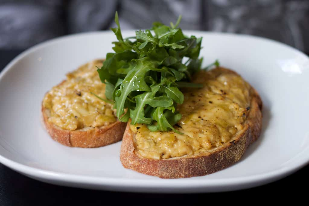 Welsh Rarebit - Photo by Tristan Kenney via Flickr