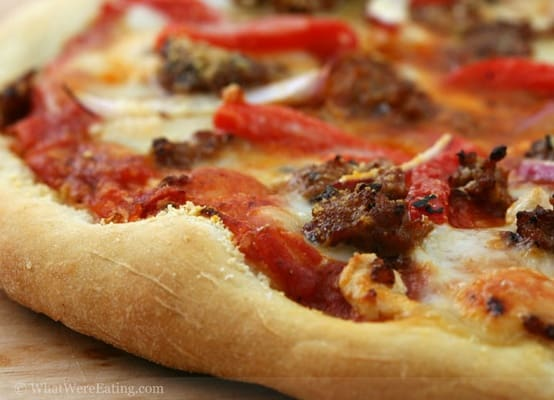 sausage pizza, October Food Holidays
