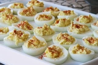national deviled egg day, american food holidays, food holidays