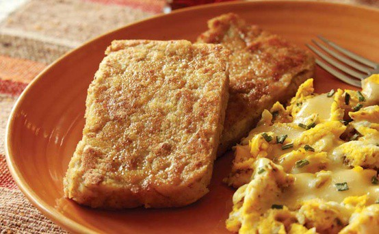 November 9 is National Scrapple Day, november food holidays, american food holidays