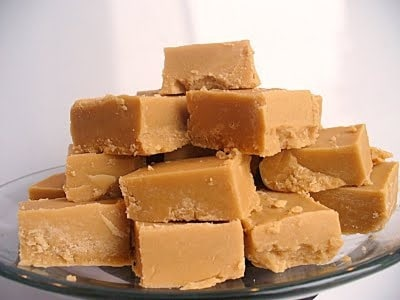 november 20 is national peanut butter fudge day, november food holidays