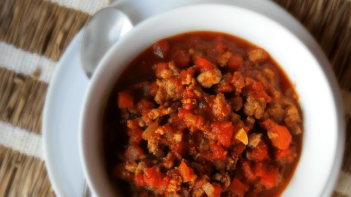 No Bean Pork Chili Recipe A Musing Foodie