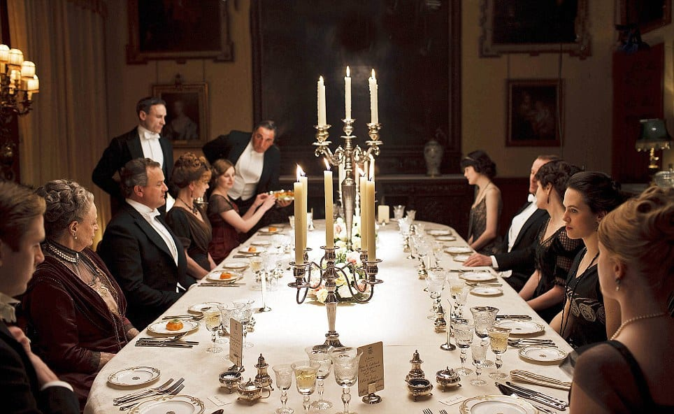 Downton Abbey Inspired Recipes With Cheese