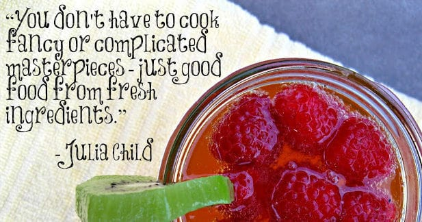 Here are Julia Childs 7 best quotes.