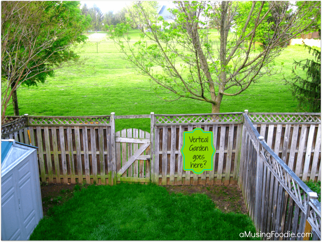 Ad: The Home Depot vertical garden project | #DigIn