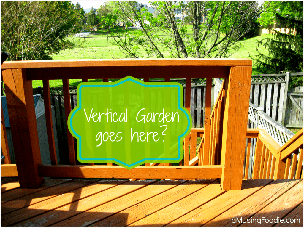 Ad: How to make a vertical garden with The Home Depot Garden Club | #DigIn