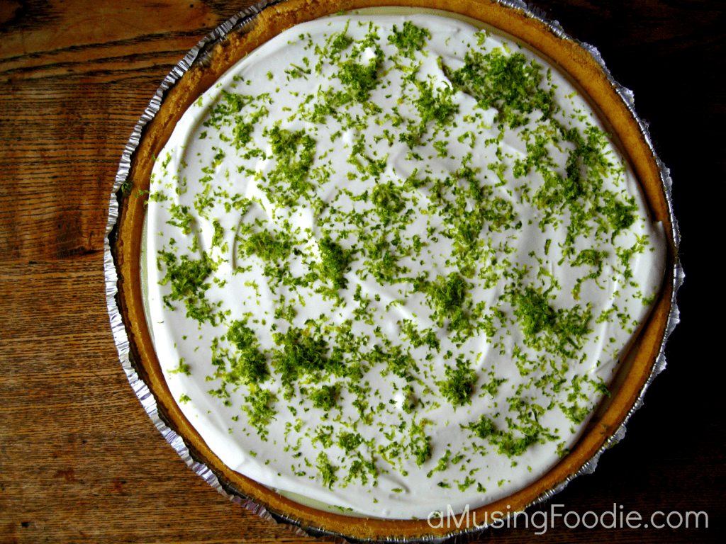 how to make homemade key lime pie