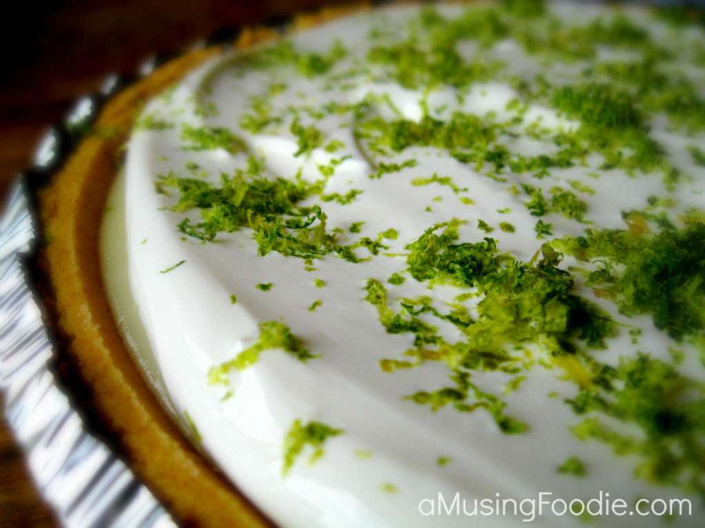 This homemade key lime pie recipe is easy to make and loved by all!
