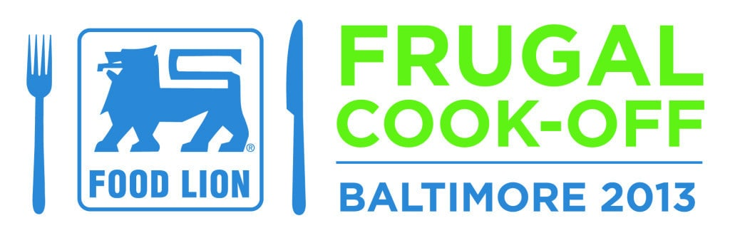 Food Lion Frugal Cook-Off Baltimore