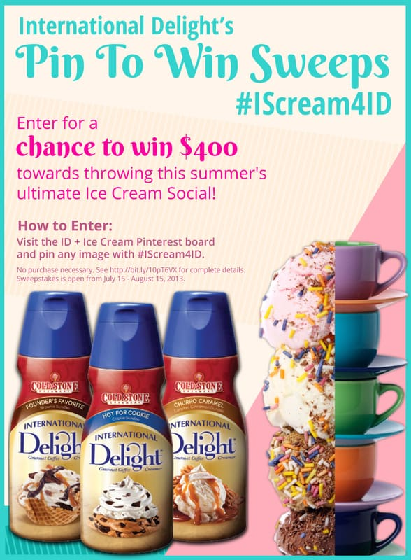 IScream4ID Contest Rules