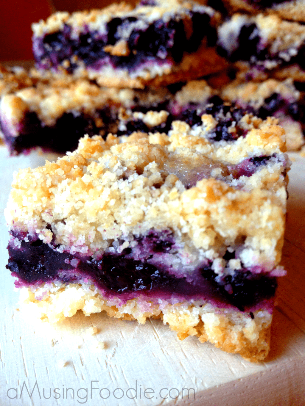 breakfast, blueberry crumble bars, breakfast bars