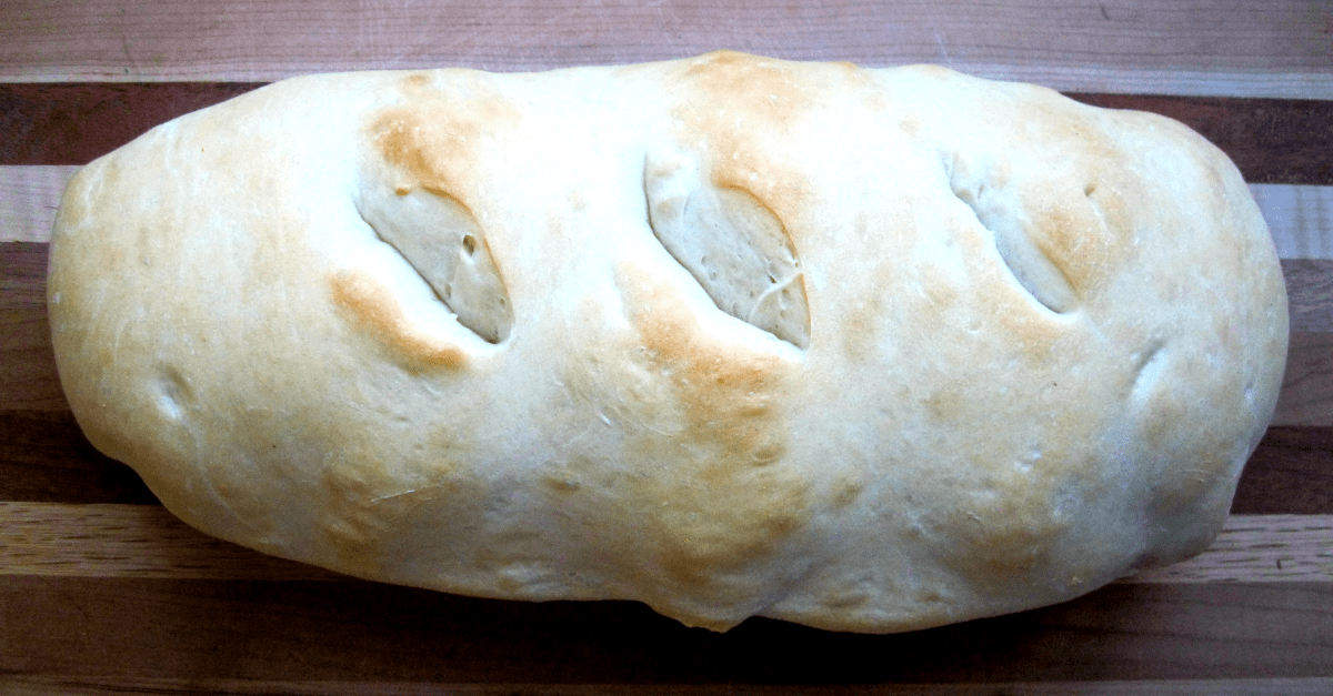 Easy Homemade Italian Bread A Musing Foodie