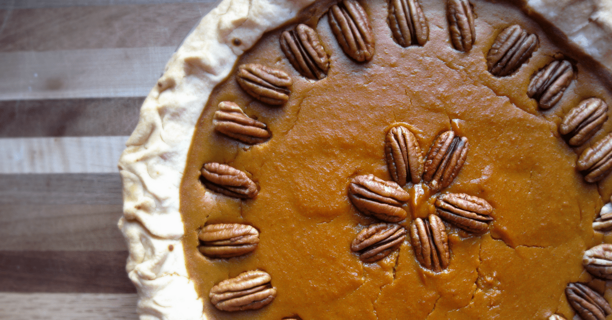 Make this diabetic-friendly pumpkin pie for those times you can't (or don't want to) use cane sugar.