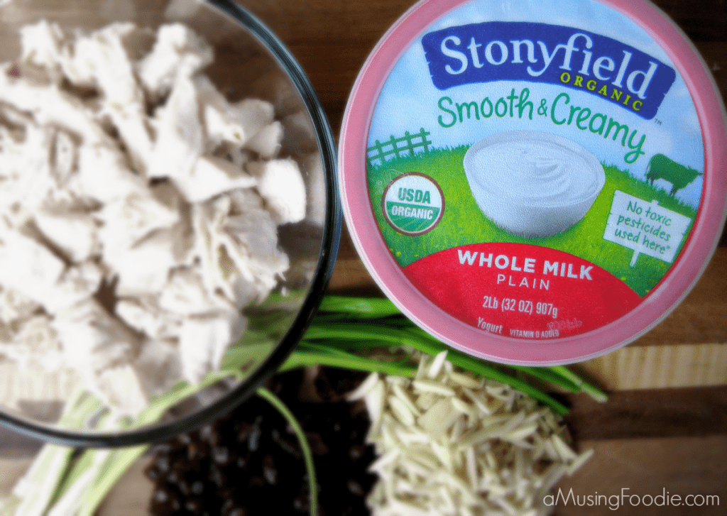 I've been hooked on Stonyfield products—especially their whole milk yogurt—since 2005!