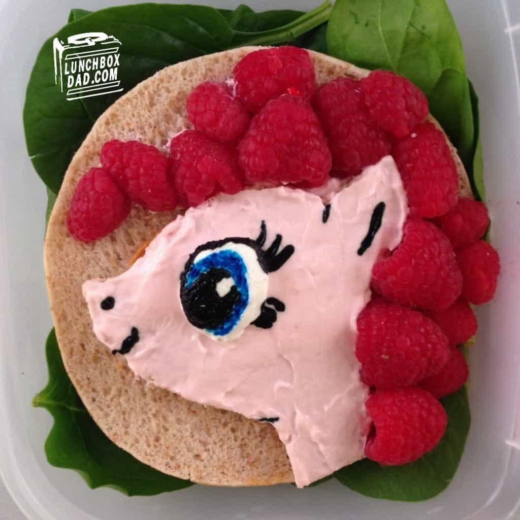 Pinkie Pie Sandwich Lunch