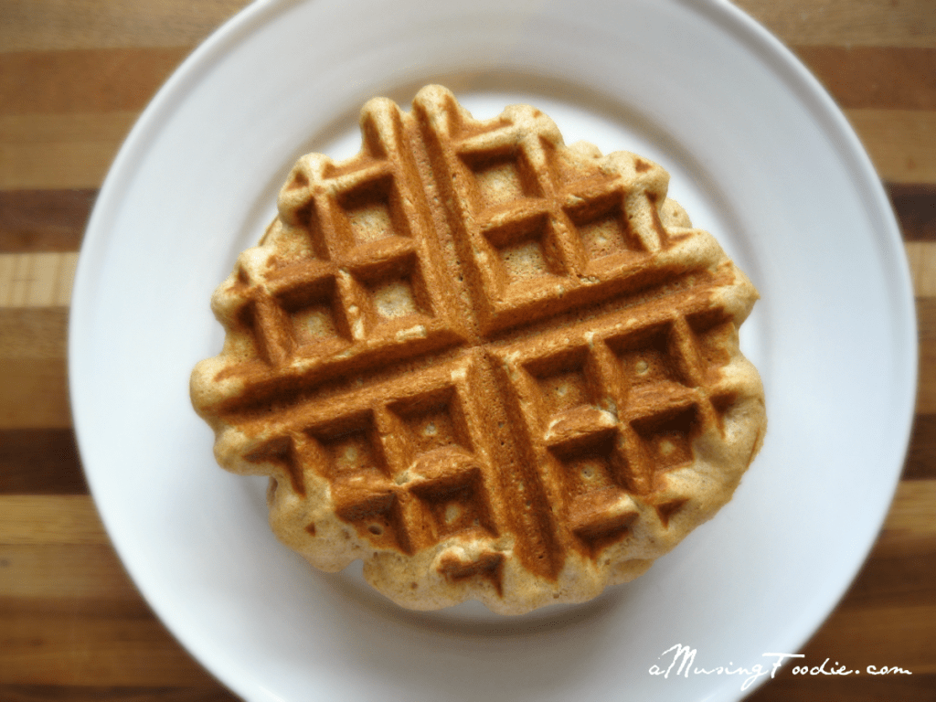 The Honey Whole Wheat Waffles recipe is at the bottom of this post, so ...