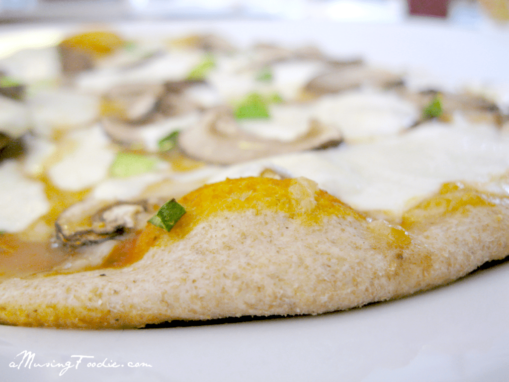 Easy homemade whole wheat pizza dough!