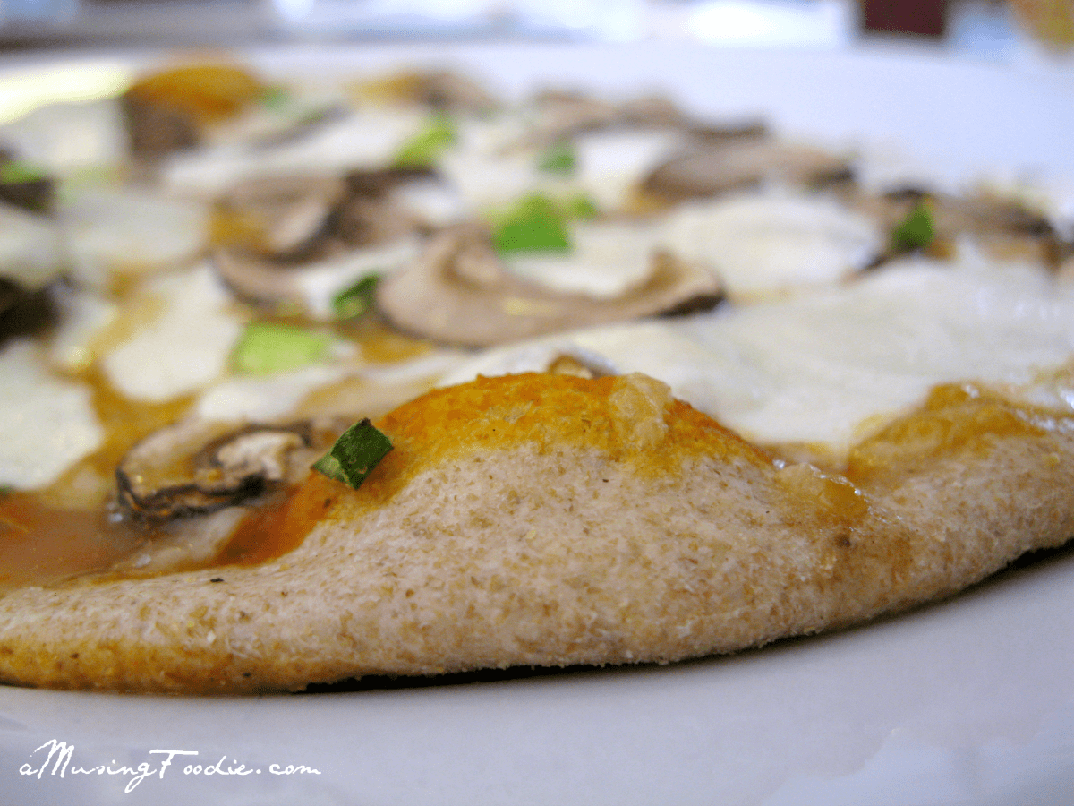 Easy Homemade Whole Wheat Pizza Dough | (a)Musing Foodie