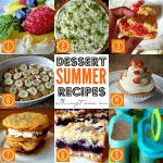 Summer Dessert Recipes