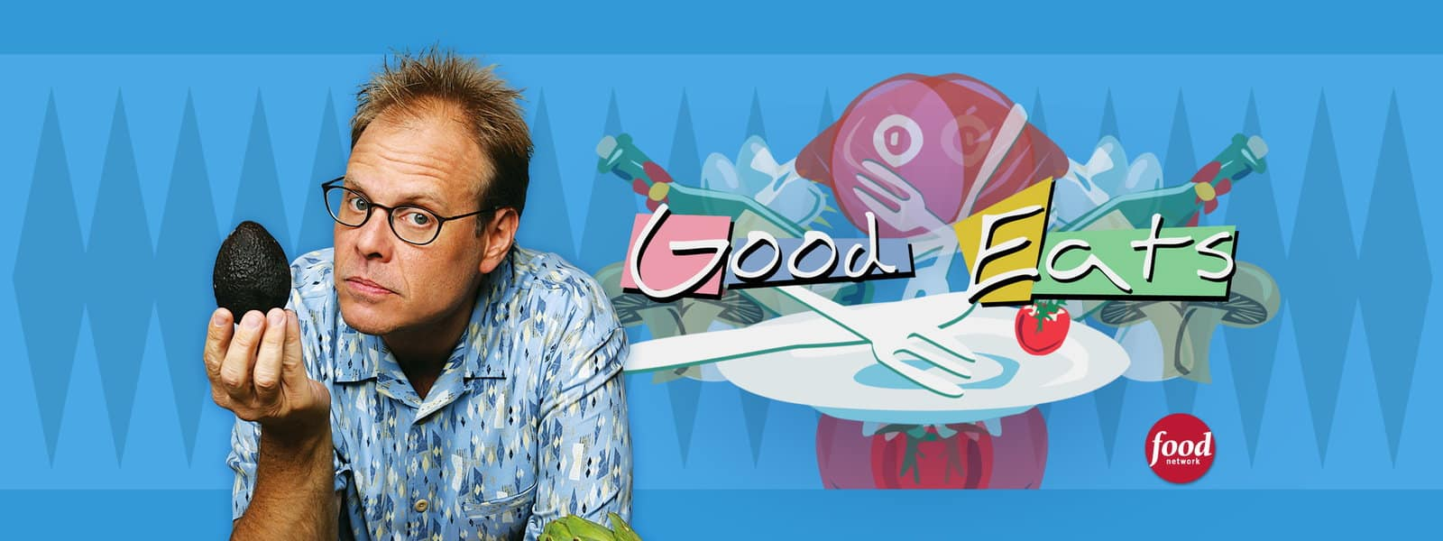 "Alton Brown ""Good Eats"""