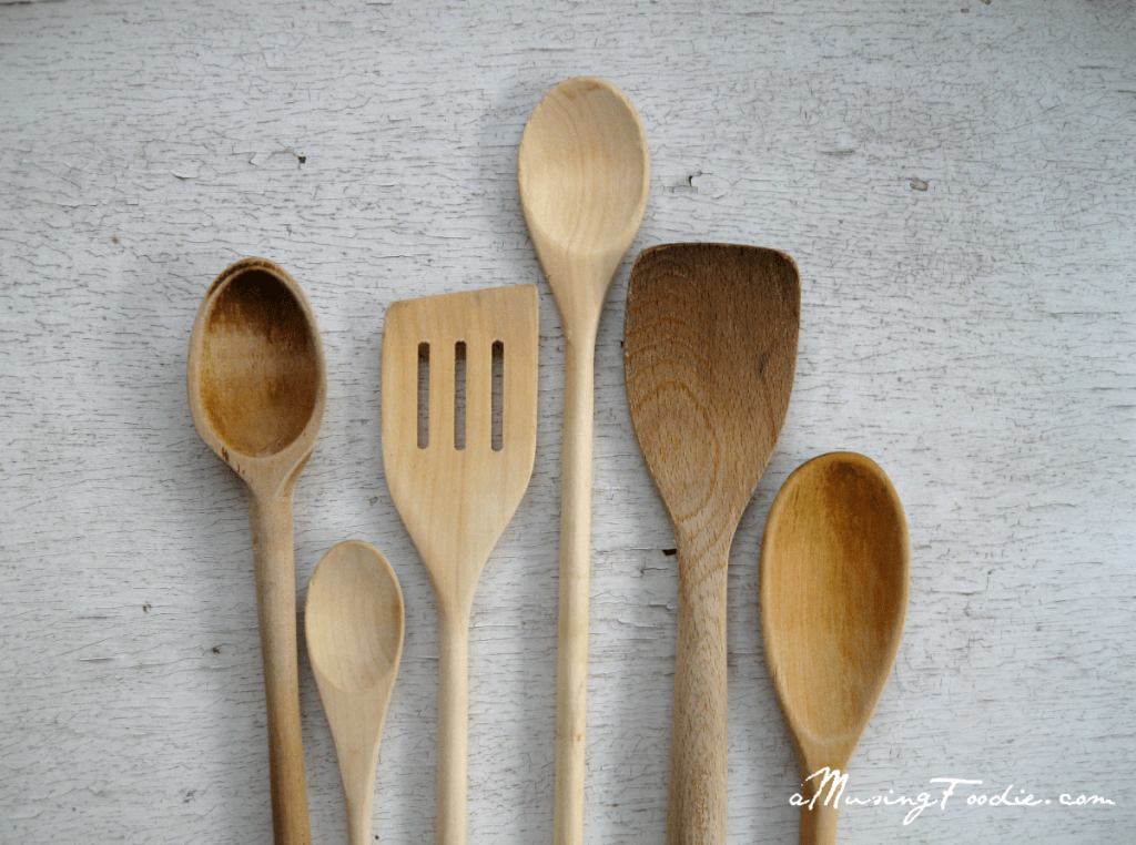 Wooden Spoons Variety