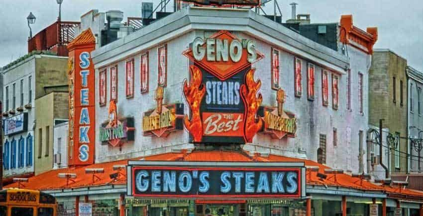 Gino's Steaks - an authentic Philly cheesesteak haunt.