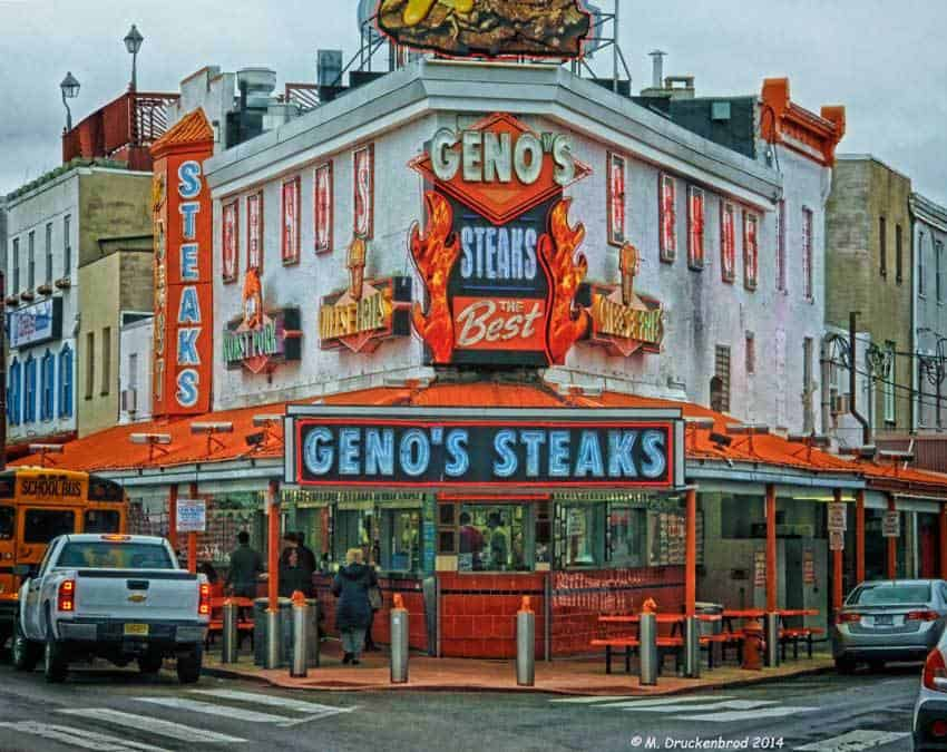 Gino's Steaks