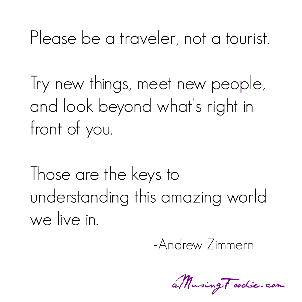 Andrew Zimmern Food Quote