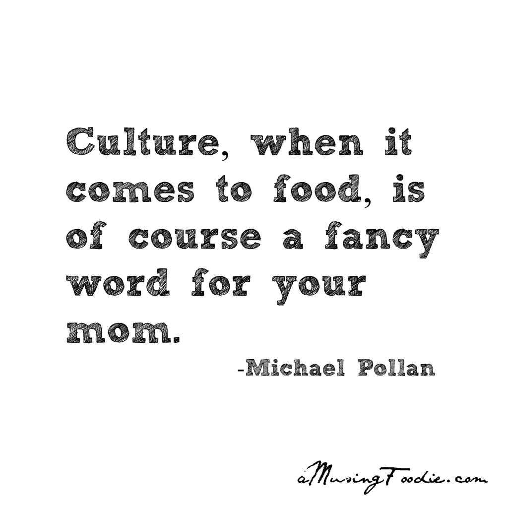 Michael Pollan Food Quote
