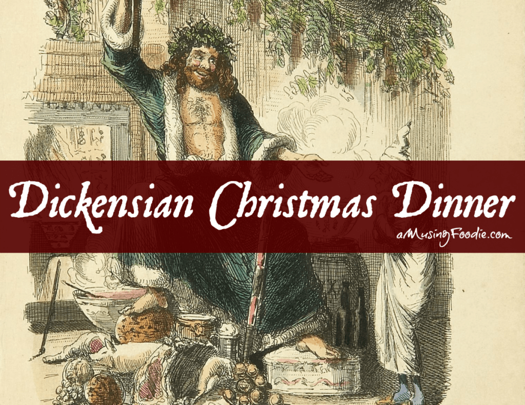 Dickensian Christmas Dinner