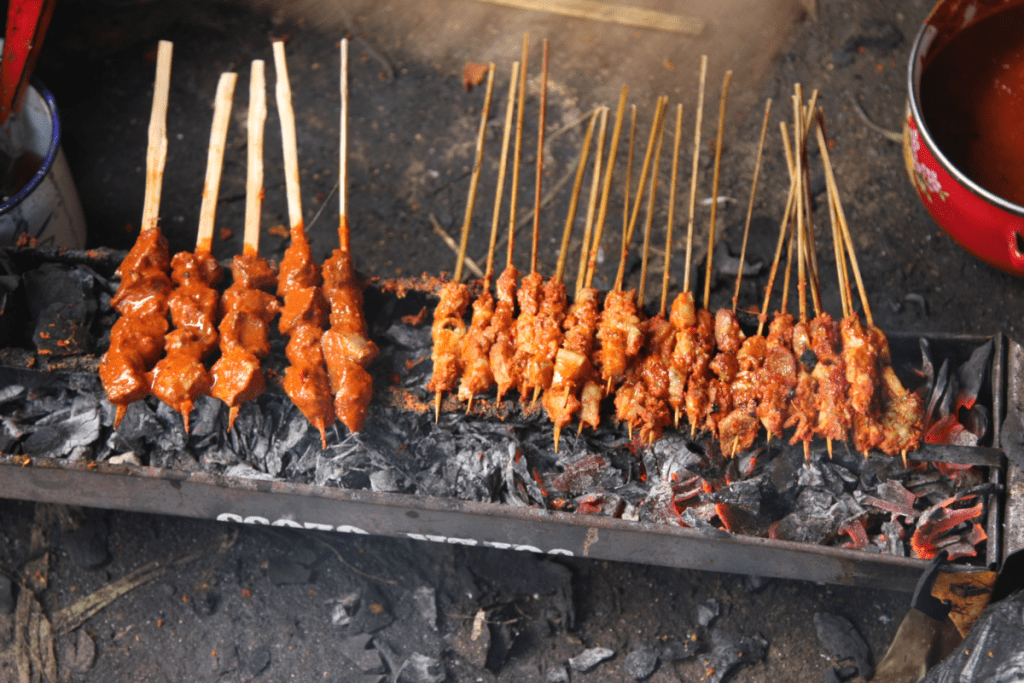 Indonesian Satay