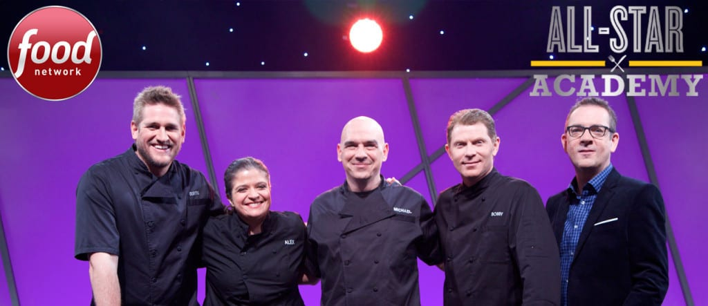 All-Star Academy on Food Network