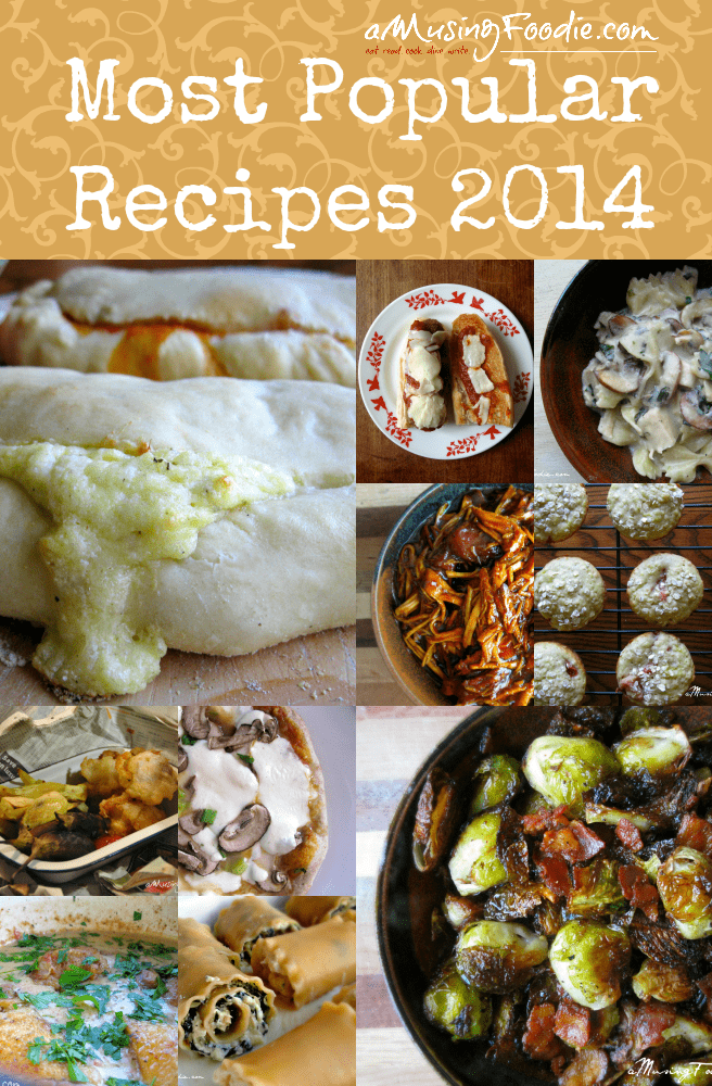 Most Popular Recipes 2014