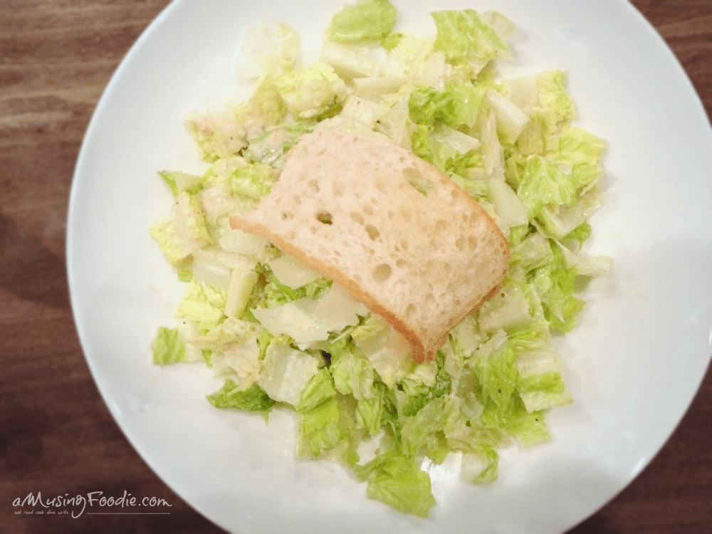 Phillips Seafood Baltimore - Caesar Salad