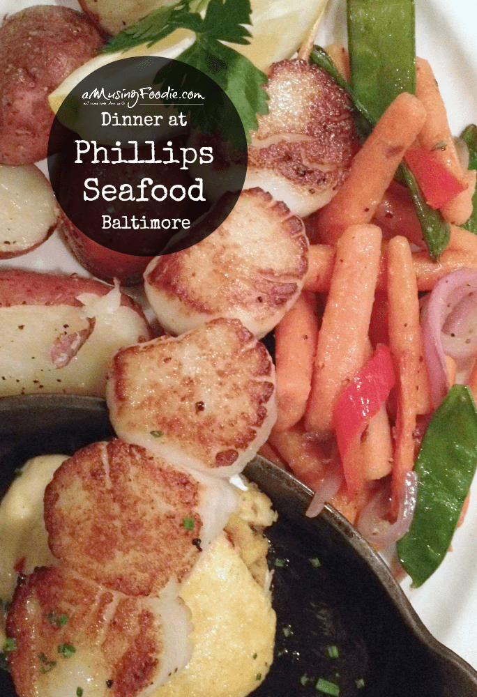Phillips Seafood Baltimore