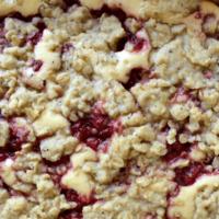 Gluten Free Raspberry Cheesecake Bars
