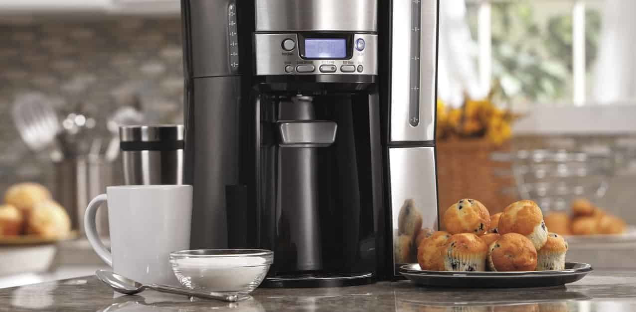 Hamilton Beach 12 Cup Brewstation - perhaps the best coffee maker ever!