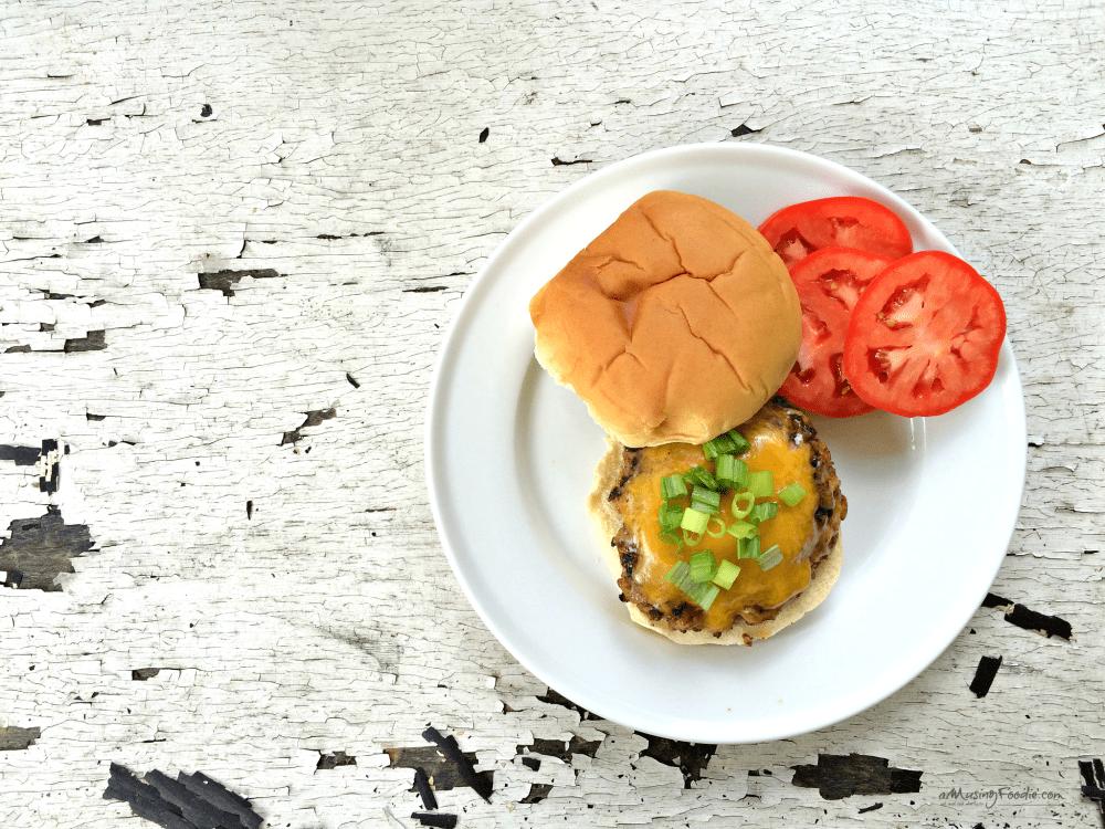 Beefy Taco Cheeseburgers - YUM!