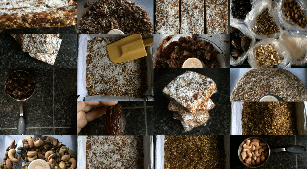 Homemade Snack Bars Recipe: It's like Larabars meets Clif Bars!