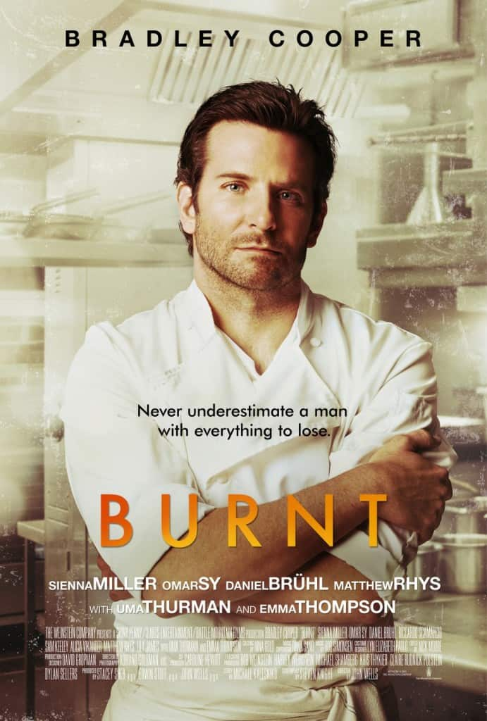 Bradley Cooper in Burnt Movie