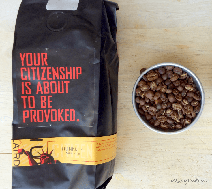 Citizen Bean Sustainable Coffee Subscription