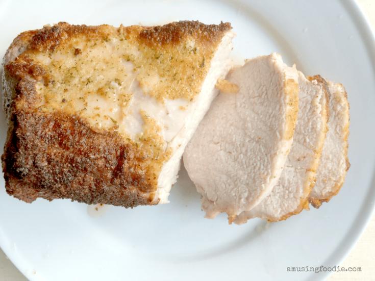 Roast Pork Loin A Musing Foodie